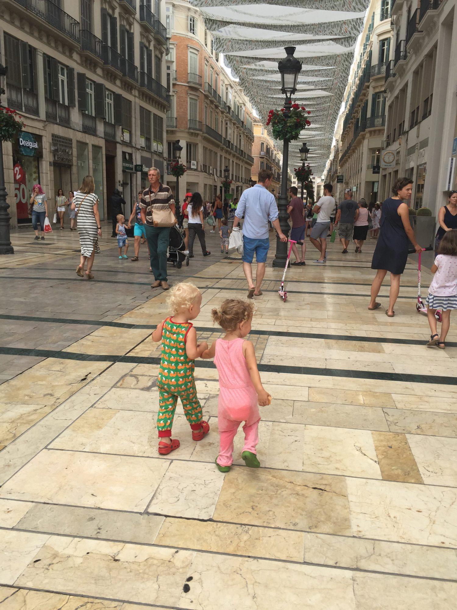 Lekker shoppen in Malaga