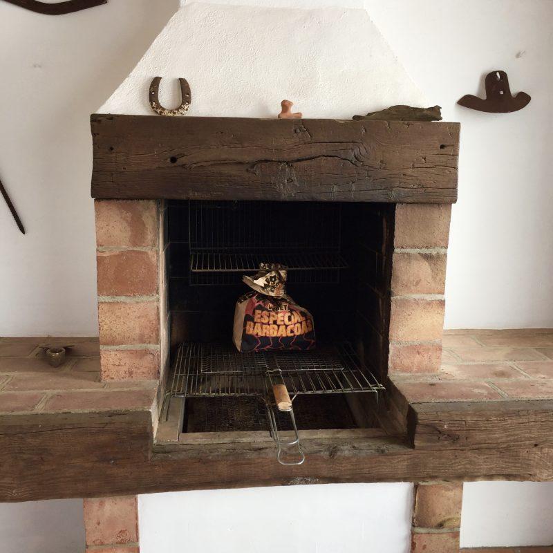 BBQ in de buitenkeuken