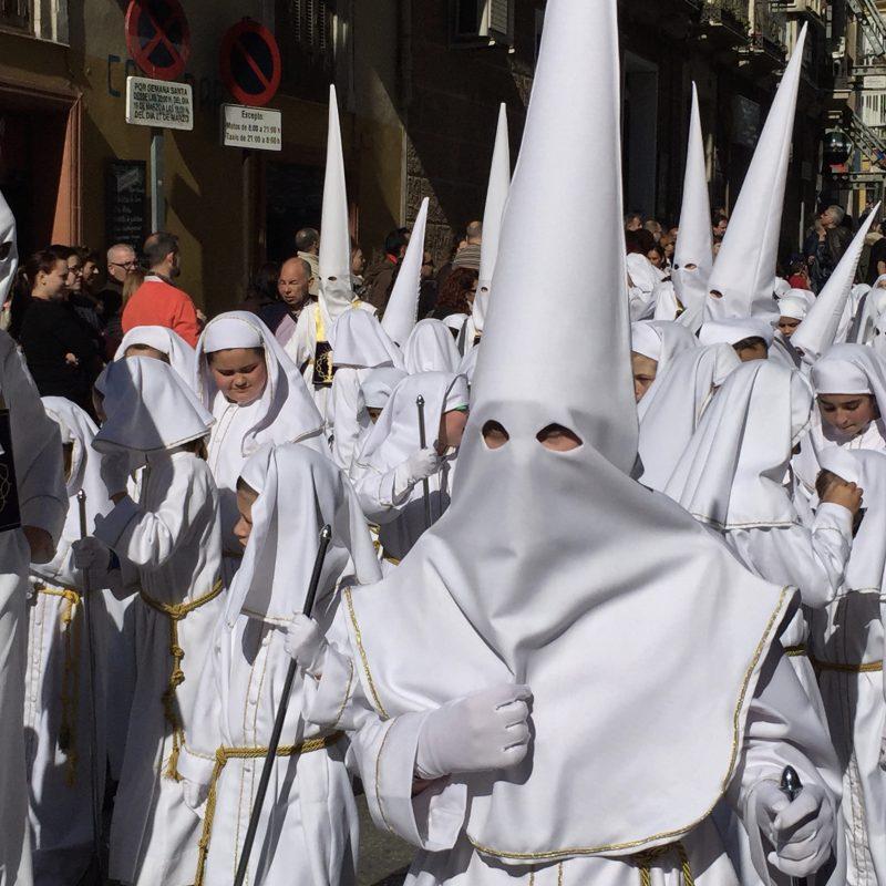 Pasen in Malaga