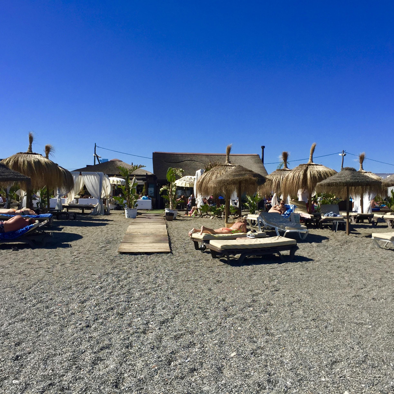 Bahía de Tanit beachclub