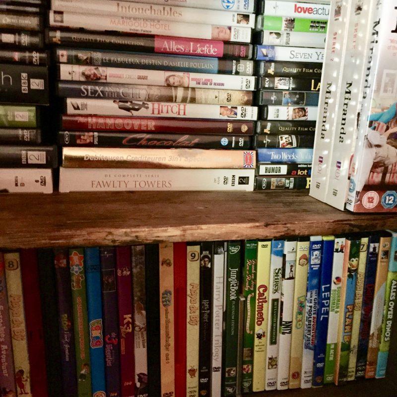 Dvd's voor groot en klein!