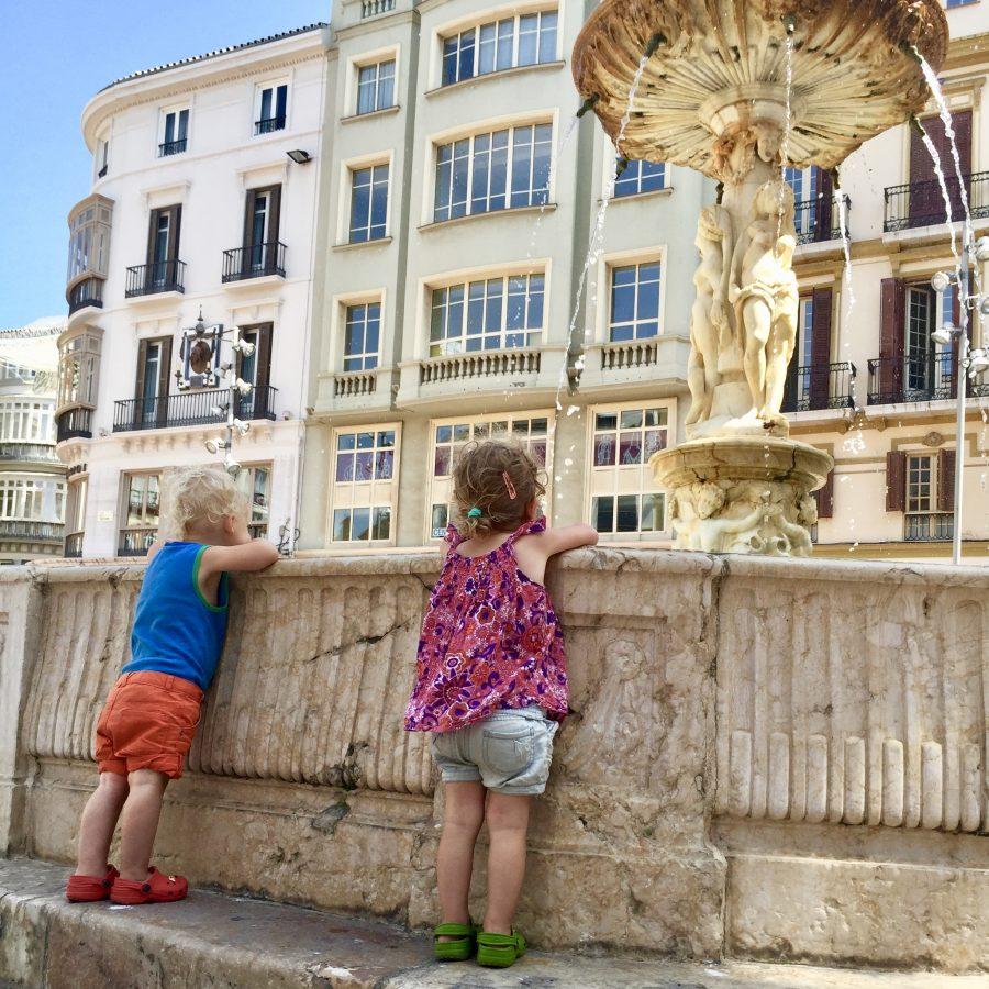 Met je kinderen naar Malaga!