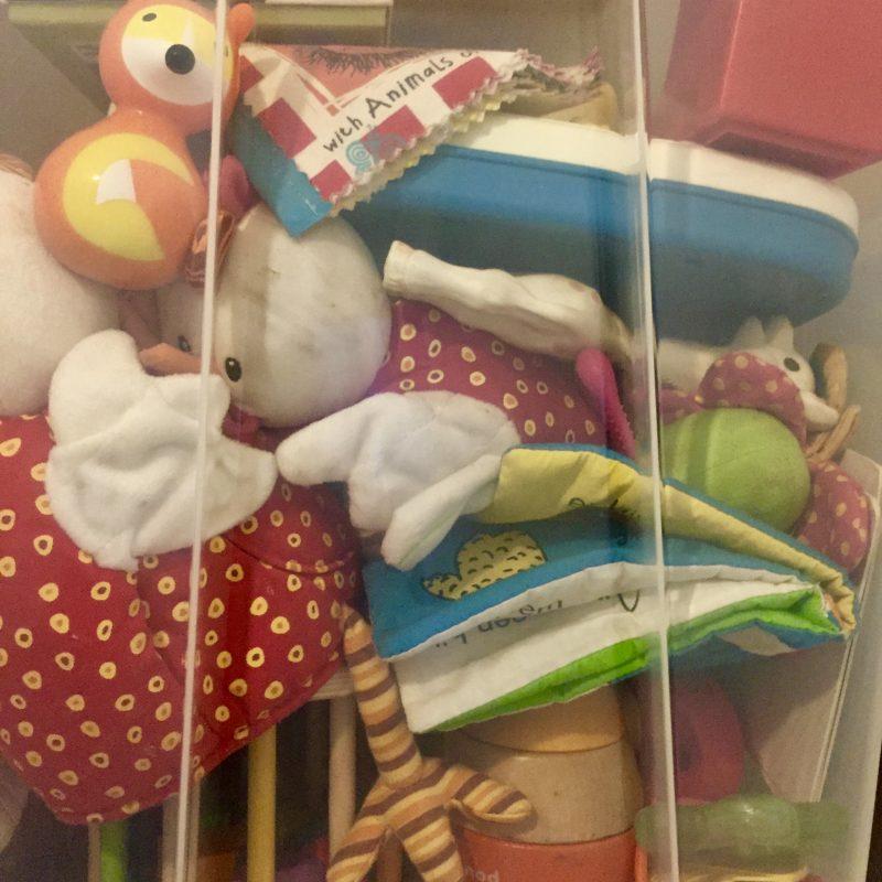 Speelgoed voor de allerkleinste!
