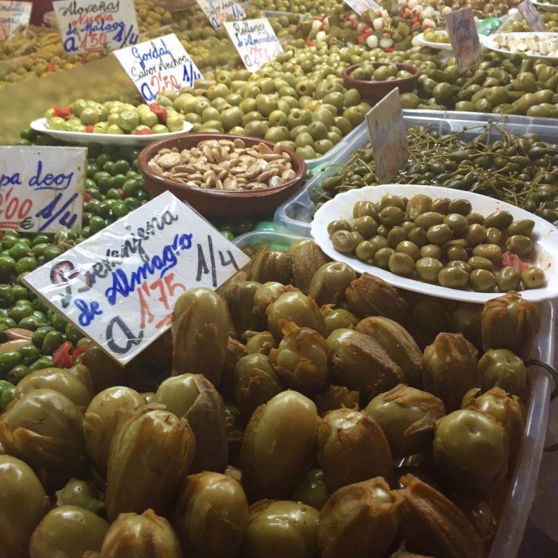 Markt in Malaga!