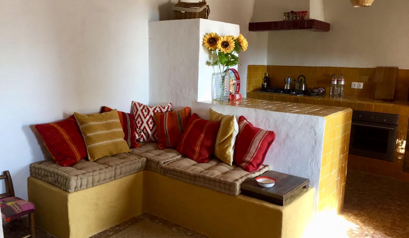 De keuken van Finca Fijn!