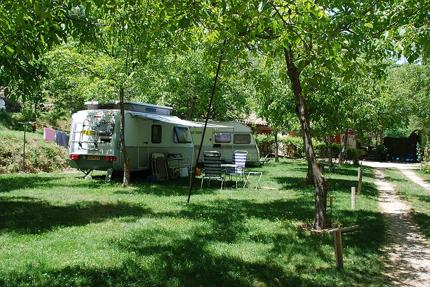 Camping Cortijo 'San Isicio'  bij Jean
