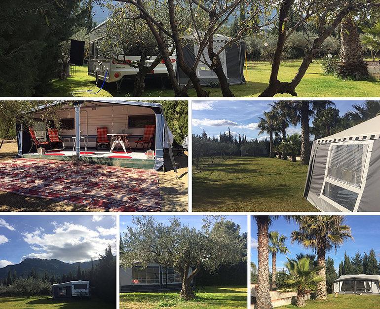 Mini-Camping Ardalejo bij Malaga